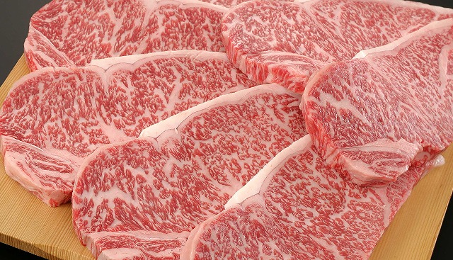 国産黒毛和牛サーロインステーキ
